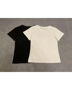 Fitted Cotton Tshirt