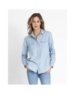 Relaxed Western Shirt